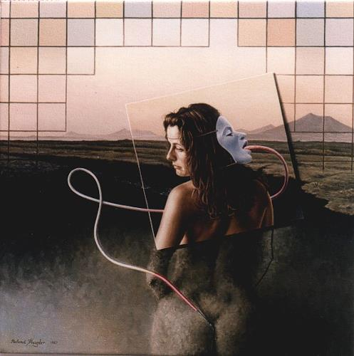Roland H. Heyder, Die Unvollendete, Akt/Erotik: Akt Frau, Karneval, Surrealismus