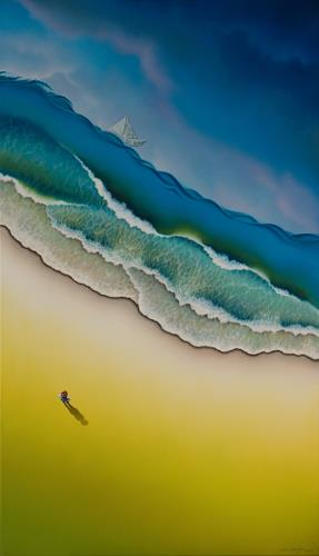 Roland H. Heyder, Höhenflug, Fantasie, Situationen, Hyperrealismus