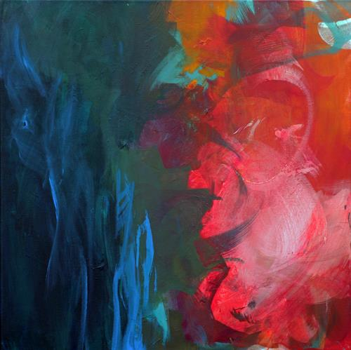 Ute Laum, Baroque, Abstraktes, Fantasie, Abstrakte Kunst, Expressionismus