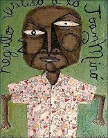 R. Ponce, Negrito Vestido A Lo Joan Miró