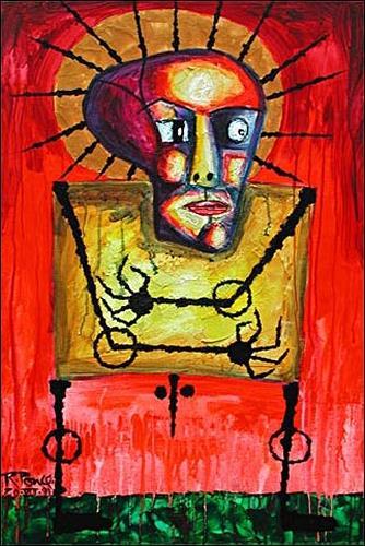 Ricardo Ponce, Iluminado En Rojo, Symbol, Skurril