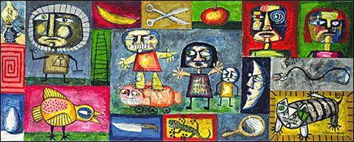 Ricardo Ponce, Inventario, Symbol, Situationen