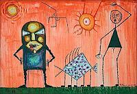 Ricardo-Ponce-Situationen-Mythologie-Moderne-Expressionismus