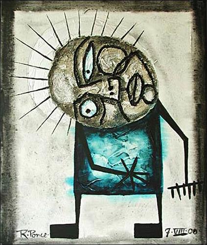 Ricardo Ponce, Iluminado, Gefühle: Depression, Expressionismus