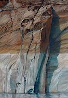 Theresia-Zuellig-Natur-Gestein-Landschaft-See-Meer-Moderne-Naturalismus