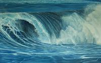 Theresia Züllig, Wellenrolle auf Teneriffa