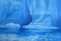 Theresia-Zuellig-Natur-Wasser-Landschaft-Winter-Moderne-Naturalismus