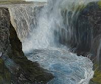 Theresia Züllig, Wasserfall Island