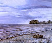 Theresia-Zuellig-Landschaft-See-Meer-Natur-Wasser-Moderne-Naturalismus