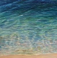 Theresia-Zuellig-Landschaft-See-Meer-Natur-Wasser-Moderne-Impressionismus