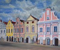 Theresia-Zuellig-Bauten-Haus-Wohnen-Dorf-Neuzeit-Realismus