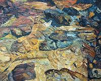 Theresia-Zuellig-Natur-Gestein-Diverse-Landschaften-Moderne-Naturalismus