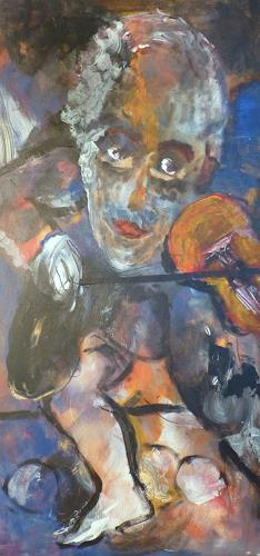 Jahn dArte (Klaus Eduard Jahn), Teufelsgeiger, Zirkus, Romantik