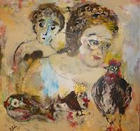 Jahn-dArte-(Klaus-Eduard-Jahn)-Skurril-Moderne-Impressionismus