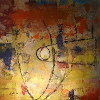 Jahn-dArte-(Klaus-Eduard-Jahn)-Abstraktes-Moderne-Abstrakte-Kunst-Action-Painting