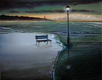 ingo-platte-Landschaft-Strand-Glauben-Neuzeit-Realismus