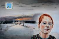 ingo-platte-Landschaft-Winter-Menschen-Portraet-Neuzeit-Realismus