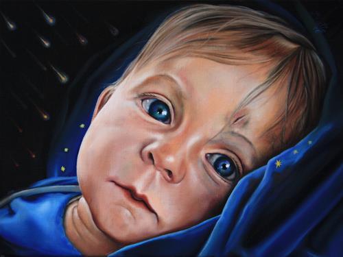 ingo platte, Sternschnuppen, Menschen: Kinder, Gesellschaft, Realismus, Expressionismus
