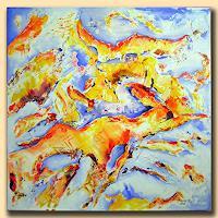 Stanislaw-Achrem-Abstraktes-Moderne-Abstrakte-Kunst