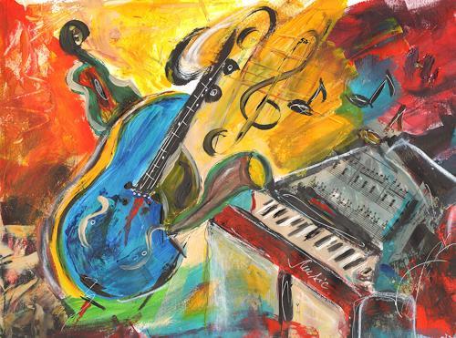 quotmusic of soulquot von katarina niksic abstraktes musik