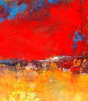 katarina-niksic-Landschaft-Moderne-Expressionismus