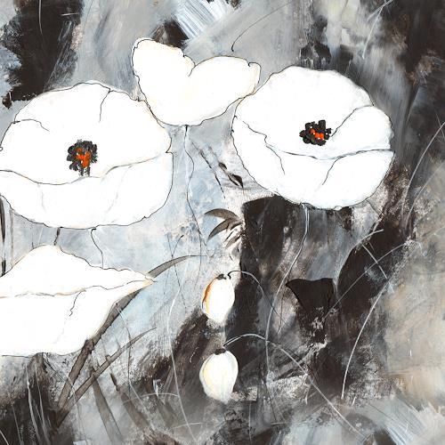 katarina niksic, White Poppy, Diverses, Romantik, Expressionismus
