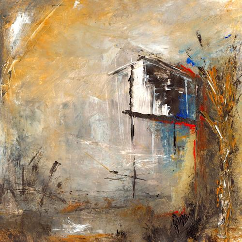 katarina niksic, BAUMHAUS, Dekoratives, Abstrakter Expressionismus