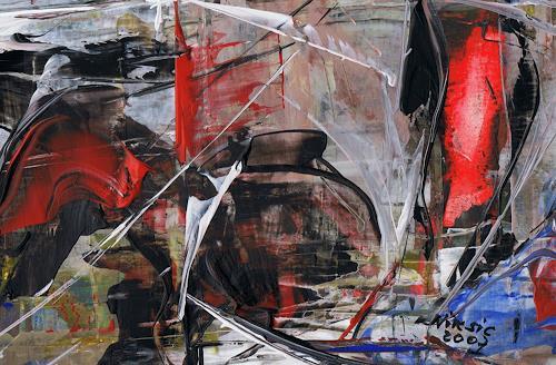 katarina niksic, G5, Abstraktes, Abstrakter Expressionismus