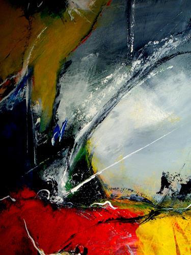 katarina niksic, Der Weg ist das Ziel, Abstraktes, Informel, Abstrakte Kunst, Moderne