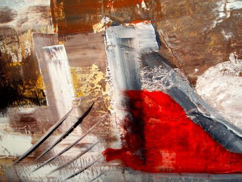 katarina niksic, PASSION, Abstraktes, Abstrakte Kunst, Abstrakter Expressionismus