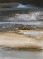 Conny Niehoff, Novemberlicht, abstrakte Kunst