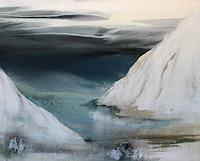 Conny Niehoff, Winter am Fjord