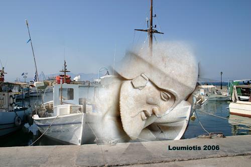Dimitrios Loumiotis, The immigrant Marble Prisoners, Diverses, Diverses, Gegenwartskunst