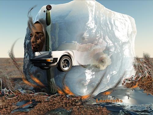 Dimitrios Loumiotis, Melting Ice, Diverses, Diverses, Neuzeit