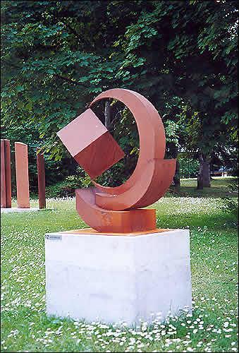 David Kandalkar, ohne Titel, Abstrakte Kunst