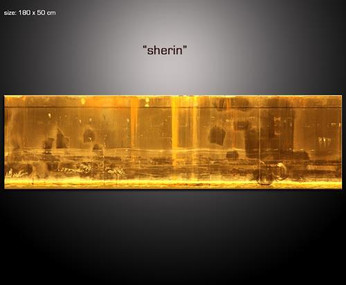 Paul Sinus, sherin, Abstraktes, Bewegung, Moderne