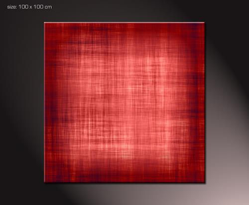 Paul Sinus, Abstrakt Red, Abstraktes, Mythologie, Bauhaus