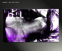 Paul Sinus, emotion purple