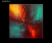 Paul-Sinus-Abstraktes-Bewegung-Moderne-Abstrakte-Kunst-Action-Painting
