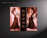 Paul-Sinus-Abstraktes-Glauben-Moderne-Abstrakte-Kunst-Informel