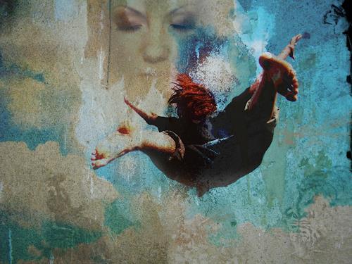 Enido Valesca, Freedom2, Abstraktes, Fantasie, Moderne, Abstrakter Expressionismus