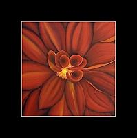 Silvia-Jelitto-Pflanzen-Blumen-Gegenwartskunst--Gegenwartskunst-