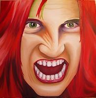 Silvia-Jelitto-Menschen-Gesichter-Gegenwartskunst--Gegenwartskunst-