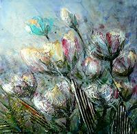 Anne-Waldvogel-Pflanzen-Blumen-Dekoratives-Moderne-Expressionismus