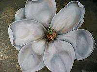 Anne-Waldvogel-Dekoratives-Pflanzen-Blumen-Moderne-Impressionismus