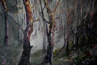 Anne-Waldvogel-Fantasie-Pflanzen-Baeume-Gegenwartskunst-Neo-Expressionismus