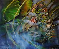 Anne-Waldvogel-Natur-Wasser-Tiere-Wasser-Gegenwartskunst-Gegenwartskunst