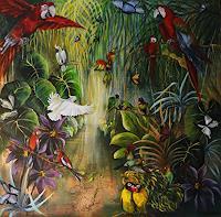 A. Waldvogel, Der Dschungel ruft