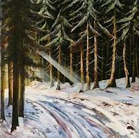 Anne-Waldvogel-Landschaft-Winter-Natur-Erde-Gegenwartskunst-Gegenwartskunst