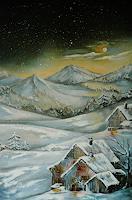Anne-Waldvogel-Landschaft-Winter-Gefuehle-Geborgenheit-Gegenwartskunst-Gegenwartskunst